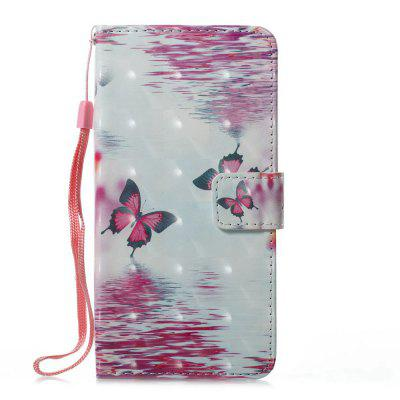 Buy New 3D Painted PU Phone Case for HUAWEI P8 Lite 2017, DAHLIA, Mobile Phones, Cell Phone Accessories, Cases & Leather for $6.85 in GearBest store