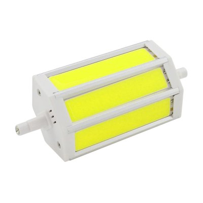 R7S LED 118 mm COB 7W LED Lampe AC 85 - 265V