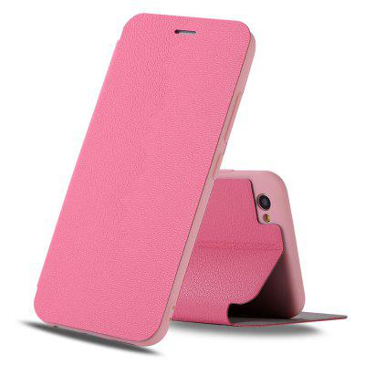 Colourful Textured Ultra-Slim Flip PU Leather Case for VIVO X9 Plus