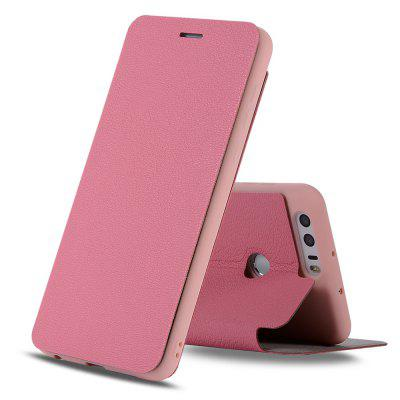 Colourful Textured Ultra-Slim Flip PU Leather Case for Huawei Honor 8