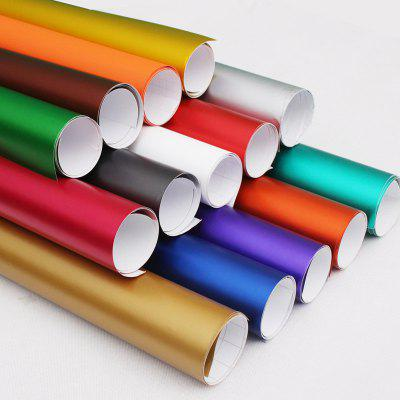 50*152cm Electroplating Ice Vinyl Film Automobiles  DIY Car Change Color Stickers