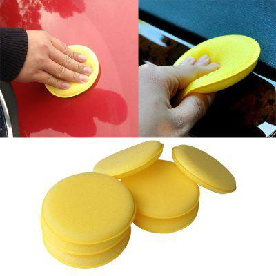Car Wash Accessory Wax Round Sponge 10pcsCar wash tools<br>Car Wash Accessory Wax Round Sponge 10pcs<br><br>Material: Cotton<br>Package Contents: 10 x Car Wash Round Sponge<br>Package size (L x W x H): 15.00 x 15.00 x 5.00 cm / 5.91 x 5.91 x 1.97 inches<br>Package weight: 0.0550 kg<br>Product size (L x W x H): 10.00 x 10.00 x 0.60 cm / 3.94 x 3.94 x 0.24 inches<br>Product weight: 0.0500 kg