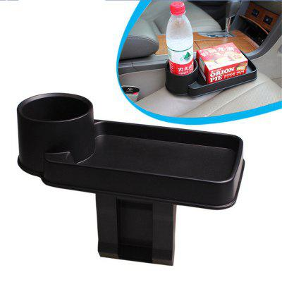 Car Storage Durable Multi-functional Portable Cup Holder Tray