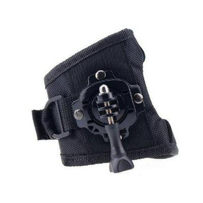 Motion Camera Universal Type 360 Degrees Rotating Wrist Strap Adjustable Size