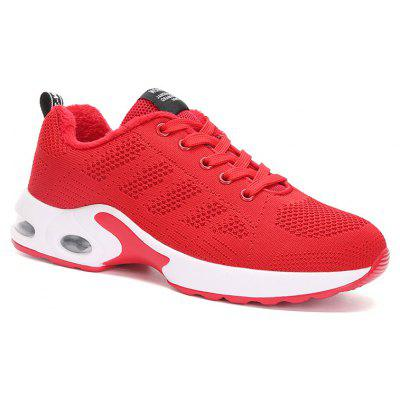 New Women's Running Shoes Fashion Sneakers Mesh Breathable Casual Sport