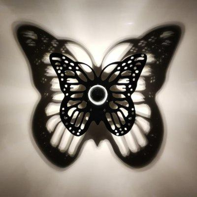 M.Sparkling SL009 Creative Butterfly Shape Wall Lamp
