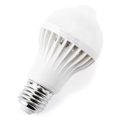 The New E2710LED5W Body Sensor Bulb