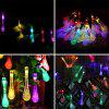 5m KWB LED Solar String Lights Water Drop Water Droplets - RGB