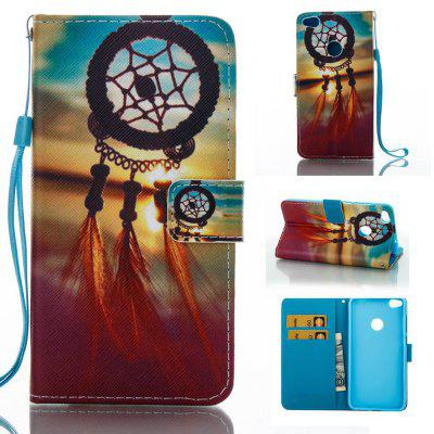 Buy Wind Chimes Painted PU Phone Case for HUAWEI P8 Lite 2017, COLORMIX, Mobile Phones, Cell Phone Accessories, Cases & Leather for $4.09 in GearBest store