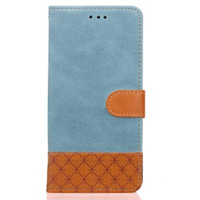 Buy Hit Color Cowboy Stripe Leaf Card Lanyard Pu Leather for Redmi 4X, BLUE, Mobile Phones, Cell Phone Accessories, Cases & Leather for $3.43 in GearBest store