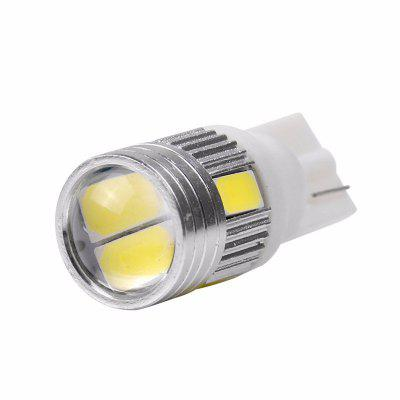 2 Pcs T10 168 194 Car Lights Multi-Function LED Energy-Saving Car Indicator LightsCar Lights<br>2 Pcs T10 168 194 Car Lights Multi-Function LED Energy-Saving Car Indicator Lights<br><br>Apply To Car Brand: Universal<br>Connector: T10, 194<br>Emitting color: White<br>Lumen: 1.5w<br>Package Contents: 2 x Car Light<br>Package size (L x W x H): 8.00 x 5.00 x 3.00 cm / 3.15 x 1.97 x 1.18 inches<br>Package weight: 0.0150 kg<br>Product size (L x W x H): 3.00 x 1.20 x 1.20 cm / 1.18 x 0.47 x 0.47 inches<br>Product weight: 0.0100 kg<br>Type: Reading Lights, Clearance Light, Instrument Lights<br>Type of lamp-house: LED