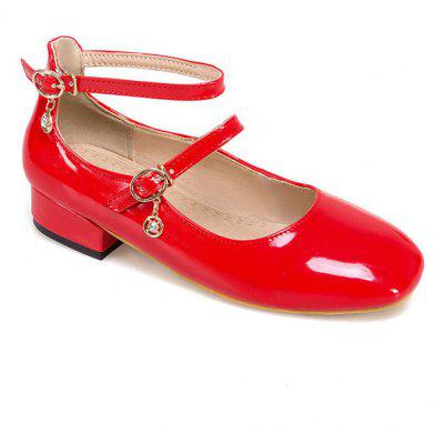 The New Low and Comfortable Mary Jane Shoes