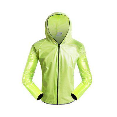 Outdoor Sports Bike Cycling Raincoat Detachable Coat + PantsOther Sports Gadgets<br>Outdoor Sports Bike Cycling Raincoat Detachable Coat + Pants<br><br>Best Use: Camping,Cycling,Hiking,Mountaineering,Running,Traveling<br>Features: Waterproof<br>Gender: Unisex<br>Material: TPU<br>Package Contents: 1 x Coat, 1 x Trousers<br>Package Dimension: 36.00 x 2.00 x 29.00 cm / 14.17 x 0.79 x 11.42 inches<br>Package weight: 0.3270 kg<br>Product weight: 0.3120 kg