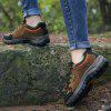 Men's Outdoor Sports Non-slip Hiking Shoes - BROWN