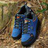 Men's Outdoor Sports Non-slip Hiking Shoes - DEEP BLUE