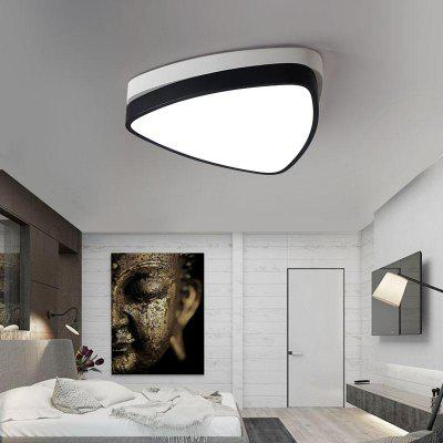 Creative Geometric LED Ceiling Light Modern Home Decor