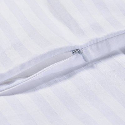 2PCS Cotton Jacquard Zipper Satin PillowcasePillow<br>2PCS Cotton Jacquard Zipper Satin Pillowcase<br><br>Category: Pillow Case<br>Color: Beige,Blue,Gray,White<br>For: All<br>Material: Cotton<br>Occasion: Bedroom<br>Package Contents: 2 x Pillowcase<br>Package Quantity: 2<br>Package size (L x W x H): 20.00 x 15.00 x 2.00 cm / 7.87 x 5.91 x 0.79 inches<br>Package weight: 0.2000 kg<br>Product weight: 0.1800 kg<br>Type: Comfortable, Safety, Novelty, Leisure, Eco-friendly, Fashion