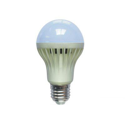 5W E27 White LED Smart Bulbs Sensor Lamp 399 lm Sound-Activated Decorative Light Control AC 220V