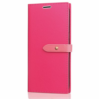 Buy Business Card Slot Lanyard PU Leather Phone Case for Xiaomi Redmi Note 4X, ROSE RED, Mobile Phones, Cell Phone Accessories, Cases & Leather for $6.30 in GearBest store
