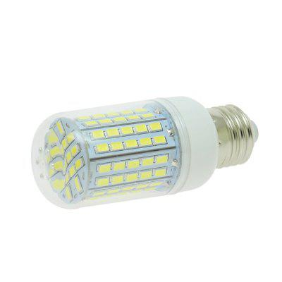 Buy COOL WHITE LIGHT LED Corn Bulb E27 Screw Base 69 SMD 5730 AC 220-240V Cool / Warm White for $4.79 in GearBest store