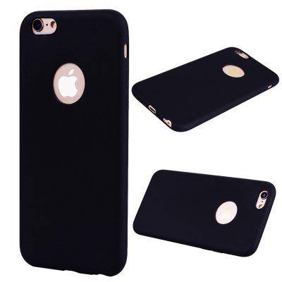 Textured Ultra-Slim TPU Soft Back Case for iPhone 6S Plus