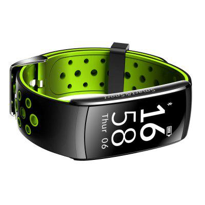 Q8 IP68 Blood Pressure Heart Rate Monitor Fitness Tracker Smart Wristband Bracelet For iOS AndroidSmart Watches<br>Q8 IP68 Blood Pressure Heart Rate Monitor Fitness Tracker Smart Wristband Bracelet For iOS Android<br><br>Available Color: Green,Red<br>Band material: Silicone<br>Battery  Capacity: 70mAh<br>Bluetooth Version: Bluetooth 4.0<br>Case material: TPU<br>Charging Time: About 60mins<br>Compatability: Android 4.4 and above/iOS 7.1 and above<br>Compatible OS: Android, IOS<br>Functions: Sedentary reminder, Pedometer, Message, Sleep management, SMS Reminding, Steps counting, Time, Measurement of heart rate, Incoming calls show, Date, Calories burned measuring, Call reminder, Alarm Clock<br>IP rating: IP68<br>Operating mode: Touch Screen<br>Package Contents: 1 x Q8 Smart Wristband, 1 x Charger Cable, 1 x Chinese-English User Manual<br>Package size (L x W x H): 15.50 x 8.50 x 3.00 cm / 6.1 x 3.35 x 1.18 inches<br>Package weight: 0.0928 kg<br>People: Female table,Male table<br>Product size (L x W x H): 25.10 x 2.00 x 11.00 cm / 9.88 x 0.79 x 4.33 inches<br>Product weight: 0.0253 kg<br>Screen type: OLED<br>Shape of the dial: Rectangle<br>Standby time: 7-10 Days<br>Waterproof: Yes