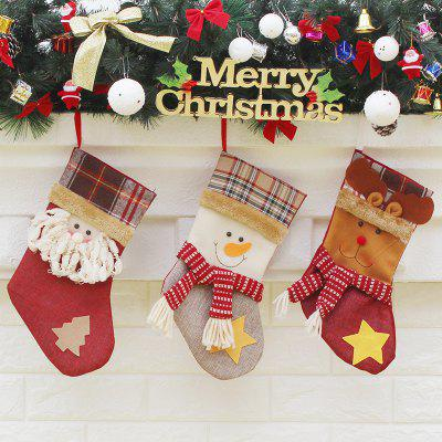 WS0078 Christmas Gift Bag Socks Decoration Bedside Tree Pendant Medium PleaseChristmas Supplies<br>WS0078 Christmas Gift Bag Socks Decoration Bedside Tree Pendant Medium Please<br><br>For: Others, Kids, All<br>Material: Wool, Lint, Flocking Fabric<br>Package Contents: 1 x Christmas sock Pendant<br>Package Quantity: 1 x Christmas sock Pendant<br>Package size (L x W x H): 15.00 x 13.00 x 2.00 cm / 5.91 x 5.12 x 0.79 inches<br>Package weight: 0.0470 kg<br>Product size (L x W x H): 32.00 x 15.00 x 19.50 cm / 12.6 x 5.91 x 7.68 inches<br>Product weight: 0.0450 kg<br>Usage: Party, Christmas, Wedding