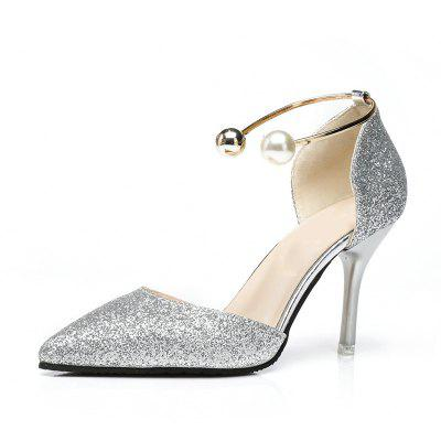 Womens Sandals Stiletto Heel Two-Piece Formal Shoes Wedding Outdoor PartyWomens Sandals<br>Womens Sandals Stiletto Heel Two-Piece Formal Shoes Wedding Outdoor Party<br><br>Available Color: Black gold silver<br>Available Size: 34-43<br>Closure Type: Slip-On<br>Embellishment: Metal<br>Gender: For Women<br>Heel Height: 9<br>Heel Height Range: High(3-3.99)<br>Heel Type: Stiletto Heel<br>Insole Material: PU<br>Lining Material: PU<br>Occasion: Wedding<br>Outsole Material: Rubber<br>Package Content: 1xShoes(pair)<br>Pattern Type: Solid<br>Platform Height: 1<br>Sandals Style: Gladiator<br>Shoe Width: Medium(B/M)<br>Style: Elegant<br>Technology: Adhesive<br>Upper Material: PU<br>Weight: 1.5840kg