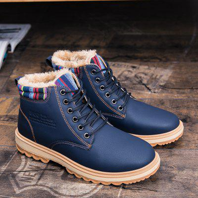 "Fashionable  Leather Martin Boots for MenMens Boots<br>Fashionable  Leather Martin Boots for Men<br><br>Boot Height: Ankle<br>Boot Type: Fashion Boots<br>Closure Type: Lace-Up<br>Embellishment: None<br>Gender: For Men<br>Heel Hight: Flat(0-0.5"")<br>Heel Type: Flat Heel<br>Outsole Material: Rubber<br>Package Contents: 1 x Shoes (pair)<br>Pattern Type: Others<br>Season: Winter, Spring/Fall<br>Toe Shape: Round Toe<br>Upper Material: PU<br>Weight: 1.9320kg"