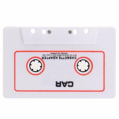 MK008 Car  3.5mm Tape Converter Cassette Adapter