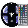 YWXLight 5M NO-Waterproof 44Key Controle Remoto Flexible LED Light Strips - RGBW
