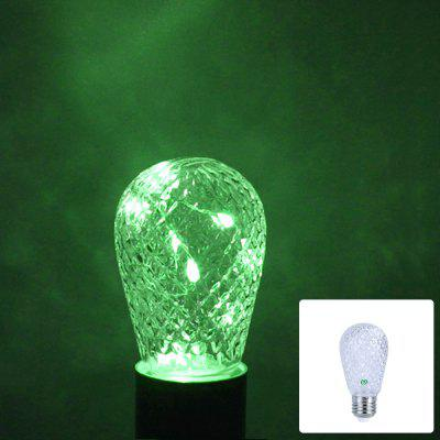 Buy GREEN YWXLight E27 5.0 Holiday Lighting LED Indoor Bulb Christmas Lights AC 85 265 V for $2.95 in GearBest store