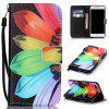 Sunflower Painted PU Phone Case for iPhone 7 Plus / 8 Plus - COLORMIX