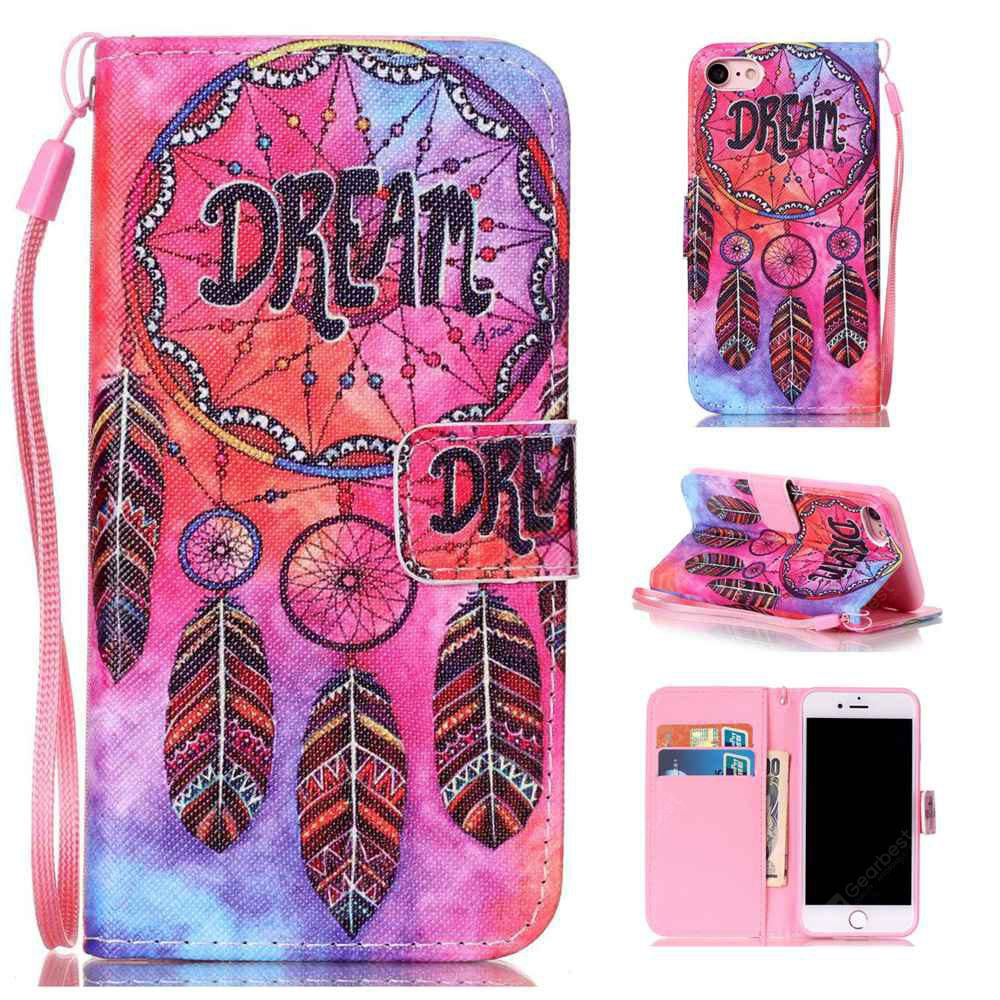 DREAM Painted PU Phone Case for Iphone 7 / 8