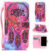 DREAM Painted PU Phone Case for Iphone 7 / 8 - COLORMIX
