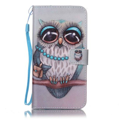 Gray Owl Painted PU Phone Case for iPhone 6 Plus / 6S PlusiPhone Cases/Covers<br>Gray Owl Painted PU Phone Case for iPhone 6 Plus / 6S Plus<br><br>Compatible for Apple: iPhone 6 Plus, iPhone 6S Plus<br>Features: Wallet Case, Dirt-resistant, With Lanyard, With Credit Card Holder, Cases with Stand<br>Material: PU Leather<br>Package Contents: 1 x Phone Case<br>Package size (L x W x H): 16.20 x 8.50 x 1.80 cm / 6.38 x 3.35 x 0.71 inches<br>Package weight: 0.0750 kg<br>Style: Novelty
