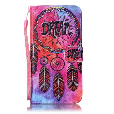 DREAM Painted PU Phone Case for iPhone 6 Plus / 6S PlusiPhone Cases/Covers<br>DREAM Painted PU Phone Case for iPhone 6 Plus / 6S Plus<br><br>Compatible for Apple: iPhone 6 Plus, iPhone 6S Plus<br>Features: Wallet Case, Dirt-resistant, With Lanyard, With Credit Card Holder, Cases with Stand<br>Material: PU Leather<br>Package Contents: 1 x Phone Case<br>Package size (L x W x H): 16.20 x 8.50 x 1.80 cm / 6.38 x 3.35 x 0.71 inches<br>Package weight: 0.0750 kg<br>Style: Novelty