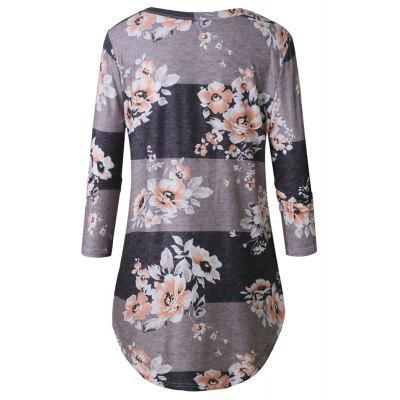 2017 New Autumn Long-Sleeved Floral Print Top T-ShirtTees<br>2017 New Autumn Long-Sleeved Floral Print Top T-Shirt<br><br>Collar: Round Neck<br>Elasticity: Elastic<br>Fabric Type: Jersey<br>Material: Polyester<br>Package Contents: 1 ? T-shirt<br>Pattern Type: Floral<br>Shirt Length: Regular<br>Sleeve Length: Full<br>Style: Casual<br>Weight: 0.3000kg