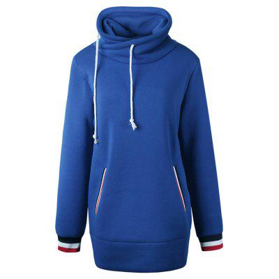2017 New Autumn Fashion Pure Color Hoodies
