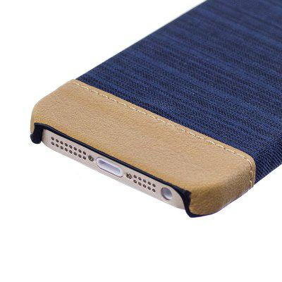 Wkae Jeans Canvas Leather Back Case Cover for iPhone 5 / 5S / SEiPhone Cases/Covers<br>Wkae Jeans Canvas Leather Back Case Cover for iPhone 5 / 5S / SE<br><br>Compatible for Apple: iPhone 5/5S, iPhone SE<br>Features: Back Cover<br>Material: PU Leather, PC<br>Package Contents: 1 x Phone Case<br>Package size (L x W x H): 20.00 x 10.00 x 3.00 cm / 7.87 x 3.94 x 1.18 inches<br>Package weight: 0.1000 kg<br>Style: Leather, Vintage