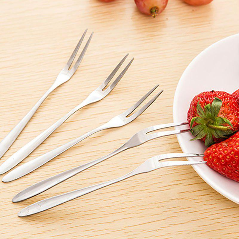 DIHE Metal Fruit and Vegetable Fork 1PC