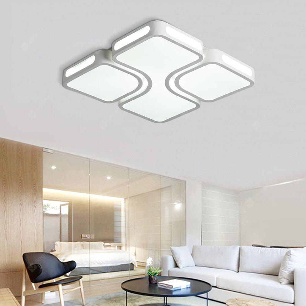 light mount dimming control ceiling lamp led remote lights item in modern from flush wireless