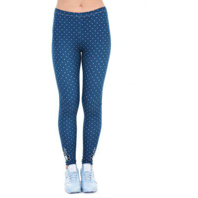 Women Activewear Workout Leggings High Elastic Sporting Skinny Push Up Pants