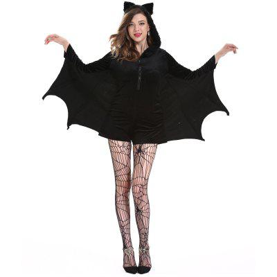 Halloween Masquerade Party As Costume Fun Vampire UniformsWomens Clothing<br>Halloween Masquerade Party As Costume Fun Vampire Uniforms<br><br>Clothing Style: Coat<br>Material: Microfiber<br>Package Contents: 1 x Coat<br>Pattern Style: Solid<br>Sleeve Length: Long Sleeves<br>Weight: 0.7000kg