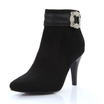 Womens Shoes Leatherette Summer Winter Fashion Boots Stiletto Heel Pointed Toe Booties Sparkling GlitterWomens Boots<br>Womens Shoes Leatherette Summer Winter Fashion Boots Stiletto Heel Pointed Toe Booties Sparkling Glitter<br><br>Boot Height: Ankle<br>Boot Tube Circumference: 30<br>Boot Tube Height: 8<br>Boot Type: Fashion Boots<br>Closure Type: Zip<br>Embellishment: Metal<br>Gender: For Women<br>Heel Height: 8<br>Heel Height Range: High(3-3.99)<br>Heel Type: Stiletto Heel<br>Insole Material: PU<br>Lining Material: PU<br>Outsole Material: Rubber<br>Package Contents: 1xShoes(pair)<br>Pattern Type: Solid<br>Platform Height: 1<br>Season: Winter<br>Shoe Width: Medium(B/M)<br>Toe Shape: Pointed Toe<br>Upper Material: PU<br>Weight: 1.7600kg
