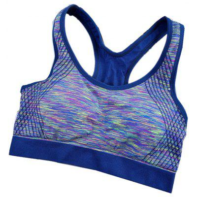 Ladies Seamless Padded Running Sports Bra for New Fashion Women