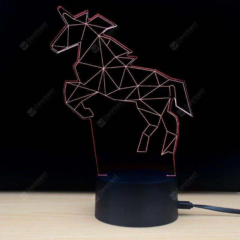 M.Sparkling TD006 Creative Animal 3D LED Lamp