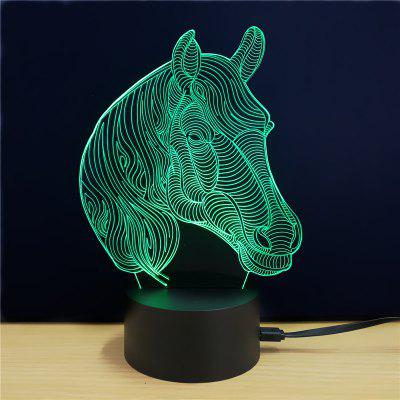 M.Sparkling TD081 Creative Animal 3D LED Lamp3D Lamps<br>M.Sparkling TD081 Creative Animal 3D LED Lamp<br><br>Brand: M.Sparkling<br>Feature: Rechargeable<br>Light Source Color: RGB<br>Package Content: 1 x Acrylic Board, 1 x ABS Pedestal, 1 x USB Cable, 1 x English Manual<br>Package Size ( L x W x H ): 24.00 x 17.00 x 5.00 cm / 9.45 x 6.69 x 1.97 inches<br>Product Size(L x W x H): 15.00 x 22.00 x 8.50 cm / 5.91 x 8.66 x 3.35 inches<br>Type: Animal<br>Voltage (V): 5V