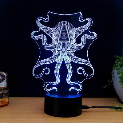 M.Sparkling TD155 Creative Animal 3D LED Lamp3D Lamps<br>M.Sparkling TD155 Creative Animal 3D LED Lamp<br><br>Brand: M.Sparkling<br>Feature: Rechargeable<br>Light Source Color: RGB<br>Package Content: 1 x Acrylic Board, 1 x ABS Pedestal, 1 x USB Cable, 1 x English Manual<br>Package Size ( L x W x H ): 24.00 x 17.00 x 5.00 cm / 9.45 x 6.69 x 1.97 inches<br>Product Size(L x W x H): 15.00 x 22.00 x 8.50 cm / 5.91 x 8.66 x 3.35 inches<br>Type: Animal<br>Voltage (V): 5V