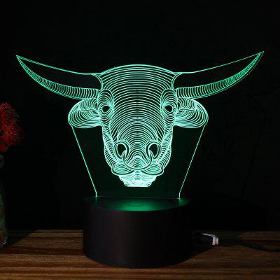 M.Sparkling TD206 Creative Animal 3D LED Lamp3D Lamps<br>M.Sparkling TD206 Creative Animal 3D LED Lamp<br><br>Brand: M.Sparkling<br>Feature: Rechargeable<br>Light Source Color: RGB<br>Package Content: 1 x Acrylic Board, 1 x ABS Pedestal, 1 x Usb Cable, 1 x English Manual<br>Package Size ( L x W x H ): 24.00 x 17.00 x 5.00 cm / 9.45 x 6.69 x 1.97 inches<br>Product Size(L x W x H): 15.00 x 22.00 x 8.50 cm / 5.91 x 8.66 x 3.35 inches<br>Type: Animal<br>Voltage (V): 5V